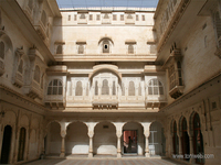 Phool Mahal - Junagarh Fort