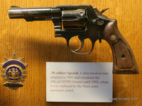 NYC Police Museum